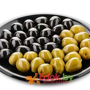Ассорти оливок и маслин