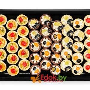 Набор фруктовых тарталеток