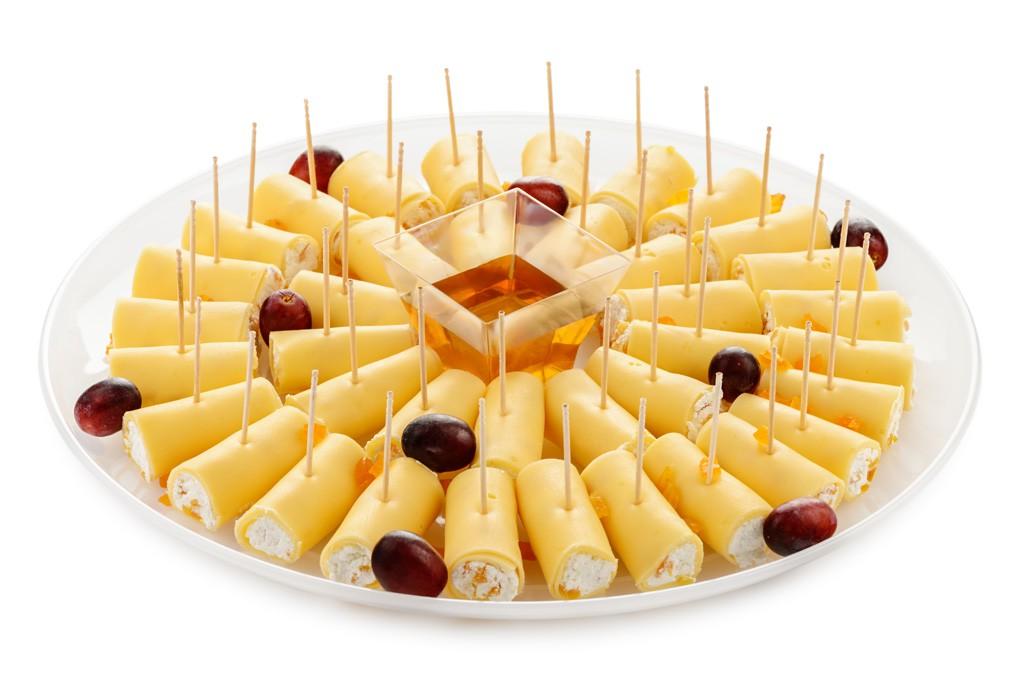Рулетики из сыра рецепт