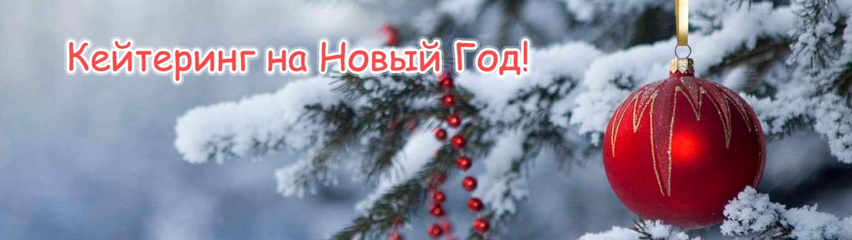 кейтеринг на новый год в Минске